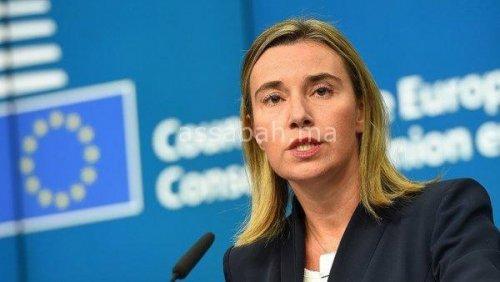 موغيريني: أوربا تعتبر المغرب شريكا في القضايا الاستراتيجية