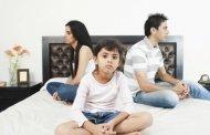 تدهور حياة الأطفال بعد الطلاق