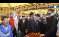 فيديو .. جنازة أوسكار فيلوني المهيبة