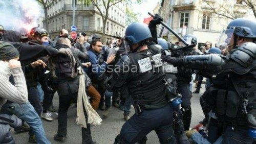 العفو الدولية تتهم فرنسا بقمع الاحتجاجات