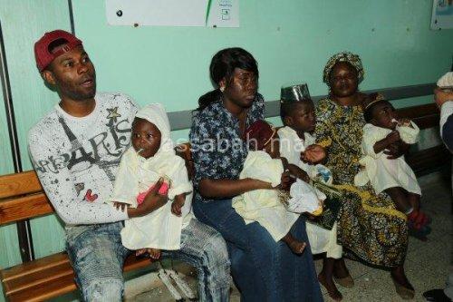 ختان جماعي لأطفال الفقراء والأيتام والأفارقة بعين حرودة