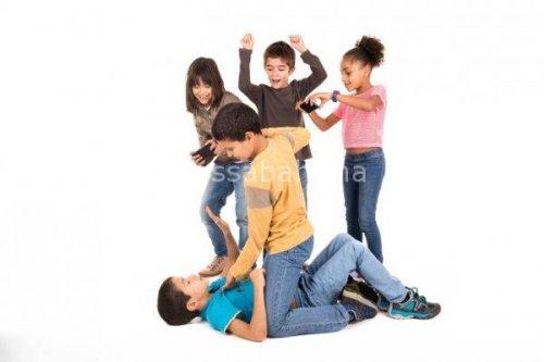 تعليم الأطفال الضرب له تأثير سلبي