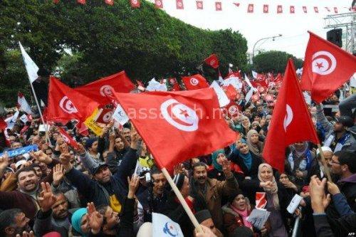 780 معتقلا في احتجاجات اجتماعية بتونس