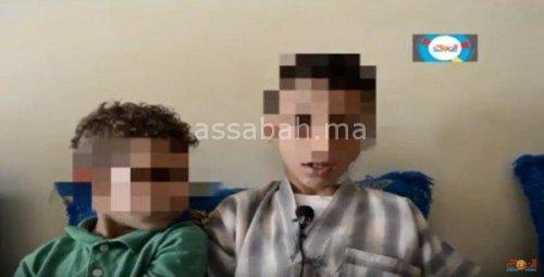 فيديو ..من قلب منزل الطفل الذي نجى من الذبح على يد مختل بالمحمدية