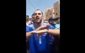 فيديو .. الزفزافي يشرح سبب اعتدائه على إمام مسجد