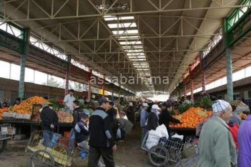 الكل في سوق الأحد بأكادير