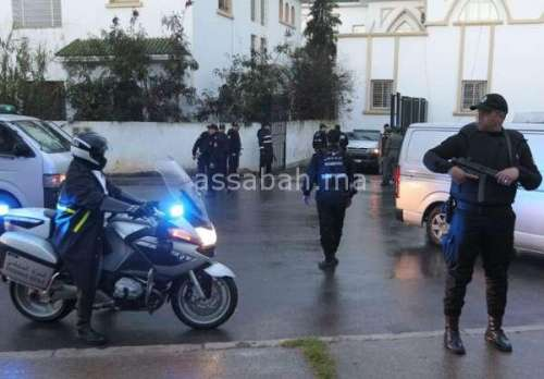 اعتقال مسؤولة بالجيش أهانت دركيين