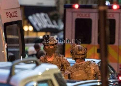 اعتقال 12 شخص بعد اعتداء لندن