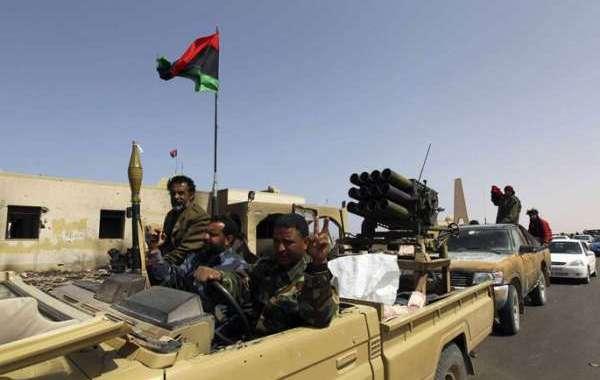 ميليشيات ليبية مسلحة تحتجز 250 مغربيا