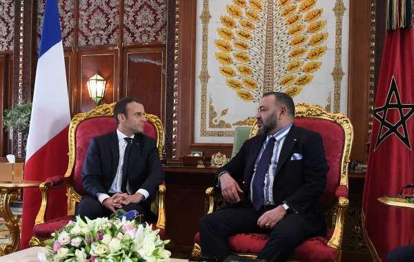 ماكرون يثمن دور المغرب بإفريقيا