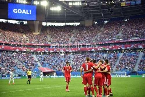 فيديو .. روسيا تفتتح كأس القارات بفوز على نيوزيلندا