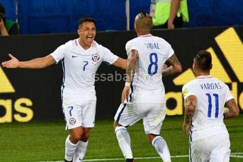 فيديو .. الشيلي يتجاوز الكامرون بصعوبة في كأس القارات