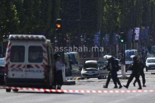 بالصور ..باريس تنجو من كارثة إرهابية جديدة