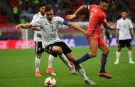 فيديو .. تعادل ألمانيا والشيلي في كأس القارات