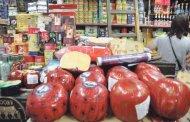 رمضان عرف وفرة للعرض أمام الطلب للمواد الغذائية