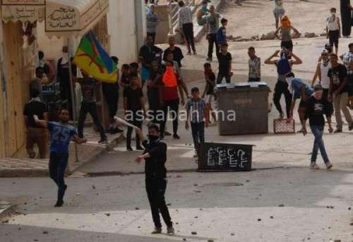 المغاربة و التشفي ... الإعدام رميا بالحسيمة