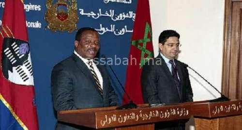 سوازيلاند تدعم مغربية الصحراء