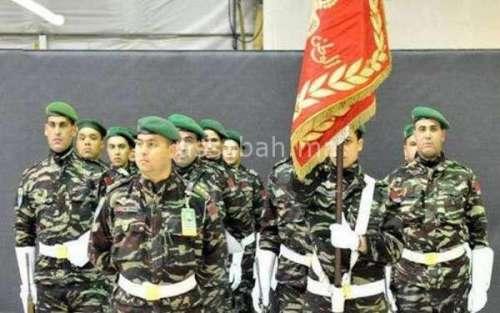القوات المسلحة تنفي رسائل منسوبة لها