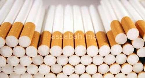 حجز سجائر مهربة بتزنيت