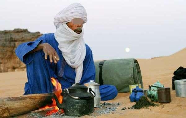 الصحراء... القرآن نهارا و