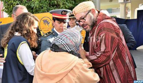 الحرس الملكي يوزع حوالي 5000 وجبة إفطار يوميا لفائدة المحتاجين