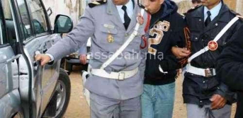 إيقاف مرتكبي جريمة قتل بشيشاوة
