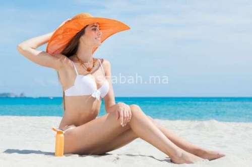 أشعة الشمس علاج للأمراض الجلدية