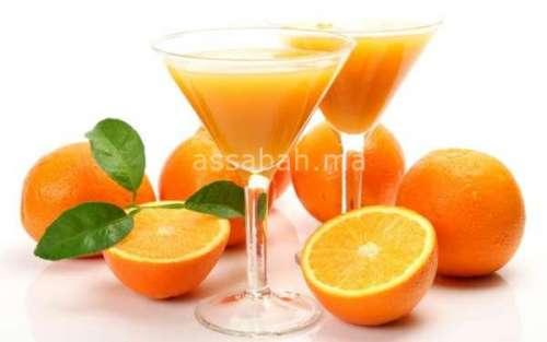 البرتقال يزودك بالطاقة