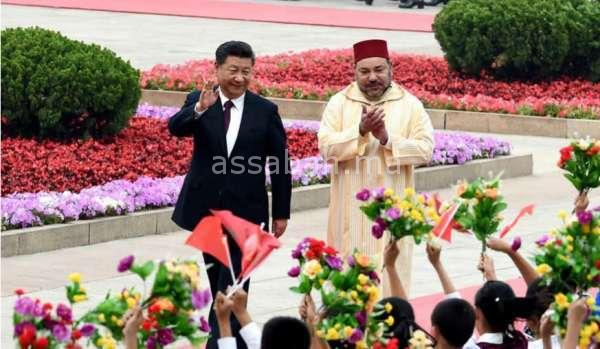 الصين تساعد المغرب للقضاء على كورونا - جريدة الصباح