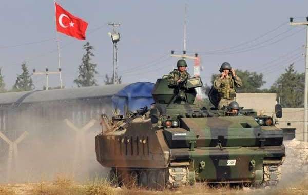 تركيا تستعد لعمليات عسكرية على حدودها الجنوبية