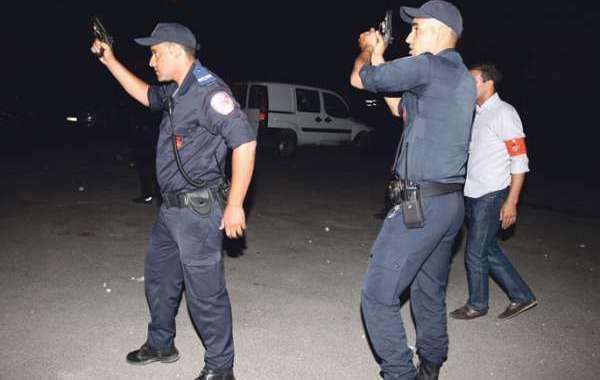 رصاصة في الفخذ لاعتقال جانح
