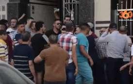 فيديو .. لحظة الاعتداء على صحافيي القناة الثانية بالحسيمة
