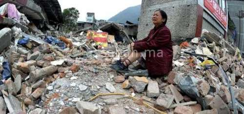 الكوارث الطبيعية في الصين قتلت 400 شخص في 2017