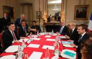 اتفاق ليبي جديد بباريس بين حفتر والسراج