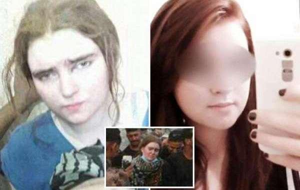 بالفيديو .. اعتقال مراهقة ألمانية التحقت بداعش قبل عام