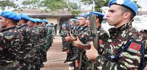 مقتل جنديين مغربيين جديدين بإفريقيا الوسطى