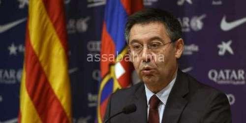 رئيس برشلونة يفتح الباب أمام نيمار للرحيل