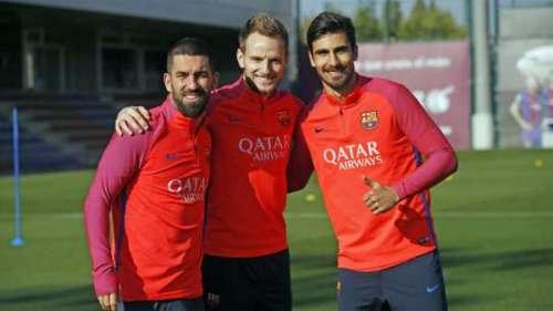 برشلونة مستعد لتقديم غوميز وراكيتيتش من أجل فيراتي