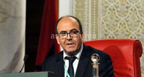 بنشماس يبرز برنامج الدورة التشريعية الأولى للمستشارين
