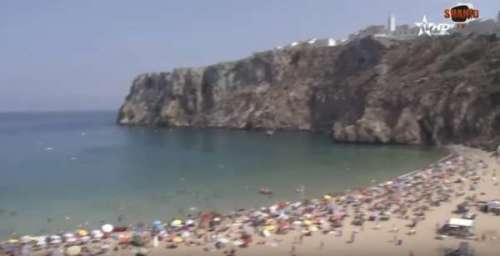فيديو .. إقبال كبير على شاطئ كيمادو بالحسيمة