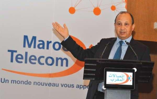 أرباح اتصالات المغرب في ارتفاع