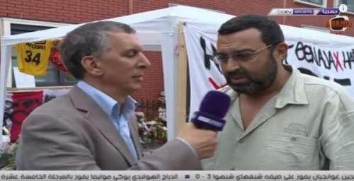 فيديو .. والد عبد الحق نوري على