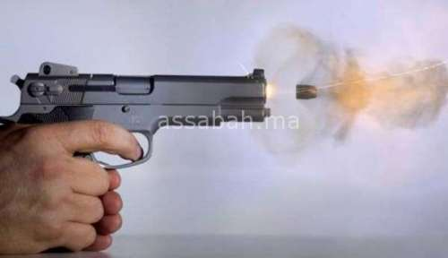 رصاصة لتوقيف شخصين بسلا
