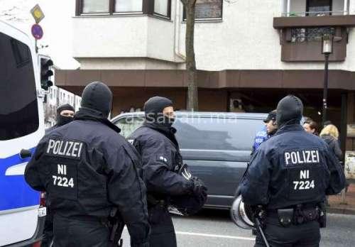 قتيل في هجوم بسكين على متجر بألمانيا