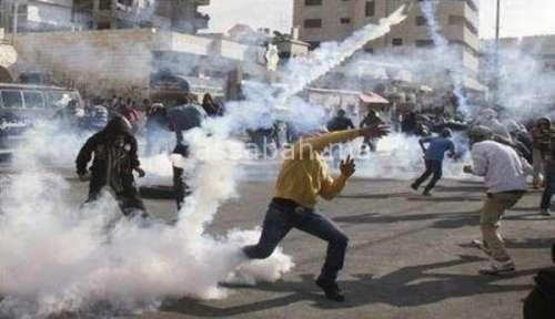 تواصل الاحتجاجات على القدس لليوم الخامس على التوالي
