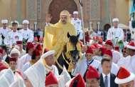 الملك يعزي سريلانكا