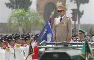 برقية ولاء وإخلاص للملك من القوات المسلحة الملكية