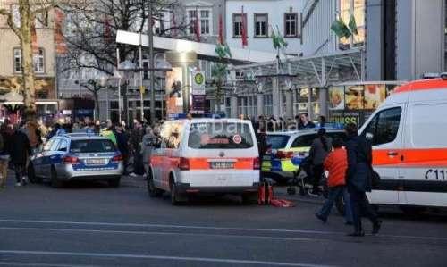 بالصور ..قتلى في عمليات إرهابية ببرشلونة وهذا هو المنفذ الرئيسي