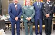 قادة الأجهزة الإسبانية في ضيافة حموشي