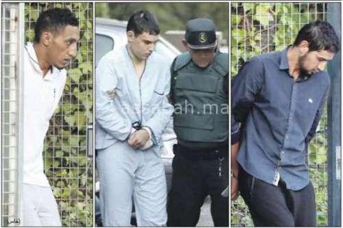 محاكمة إرهابيي برشلونة
